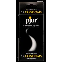 Pjur Kondome gefühlsecht 12-Packung